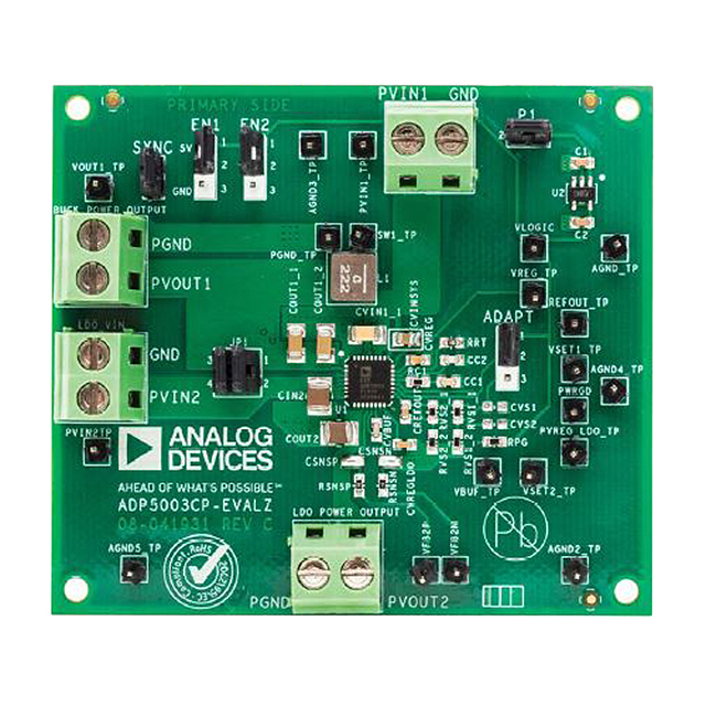 ADP5003CP-EVALZ