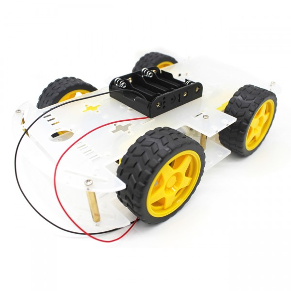 Smart Robot RC Car Kit Car 4WD Chassis