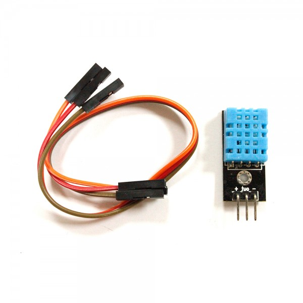 DHT11 Temperature and Relative Humidity Sensor