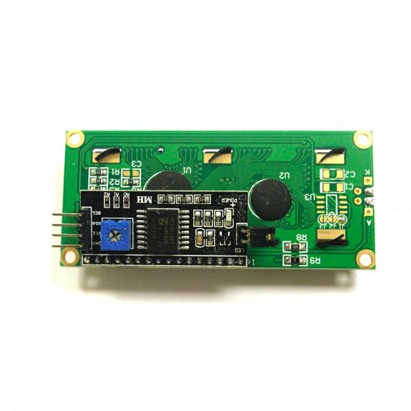 IIC/I2C 1602 LCD Blue Screen