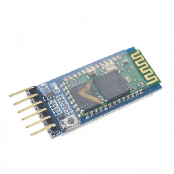 HC-05 6 Pin Wireless Bluetooth RF Transceiver Module