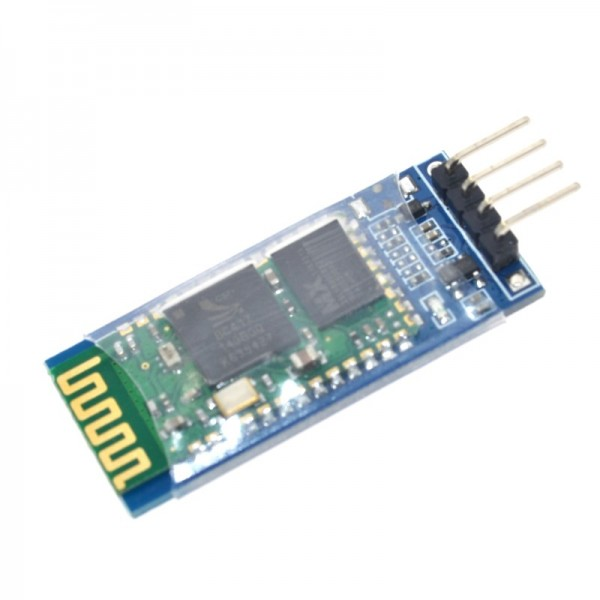 HC-06 Bluetooth wireless module serial communication