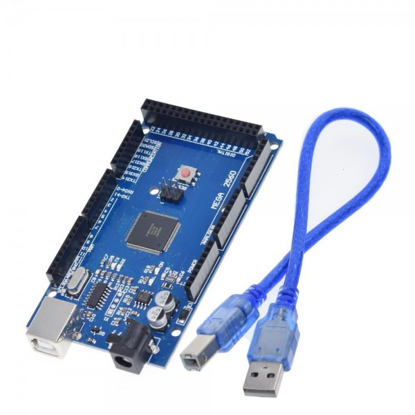 Arduino Mega2560 CH340G Development Board with Cable