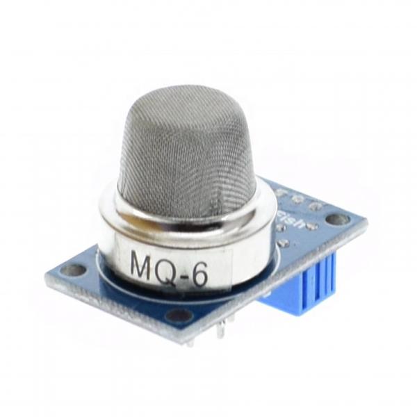 MQ6 LPG isobutane propane gas sensor module