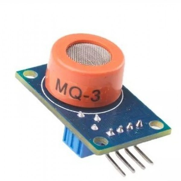 MQ-3 Alcohol Sensor Breath Gas Ethanol Detection Module