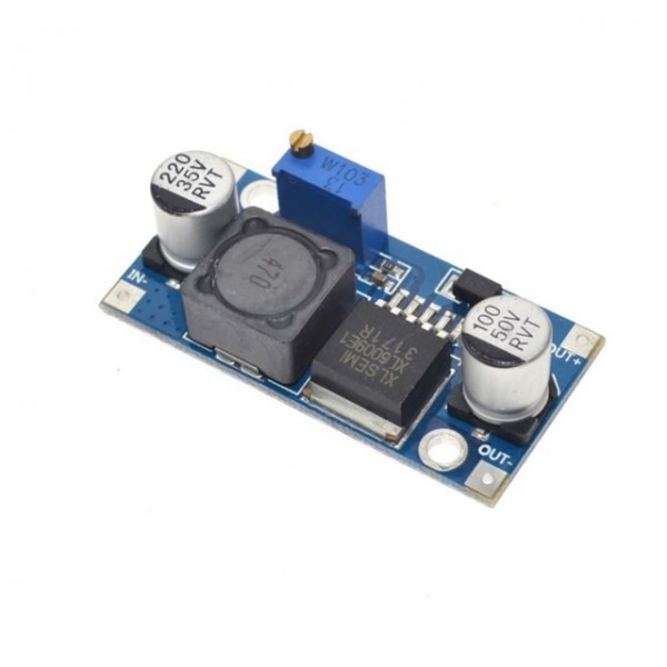 XL6009 DC-DC Adjustable boost module