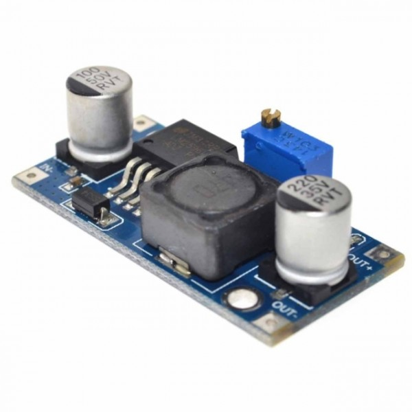 LM2596 DC-DC 4.5-40V  step-down power supply module